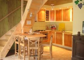 Domaine de Montsalvy in de Lot Frankrijk keuken Domaine de Montsalvy 30pluskids
