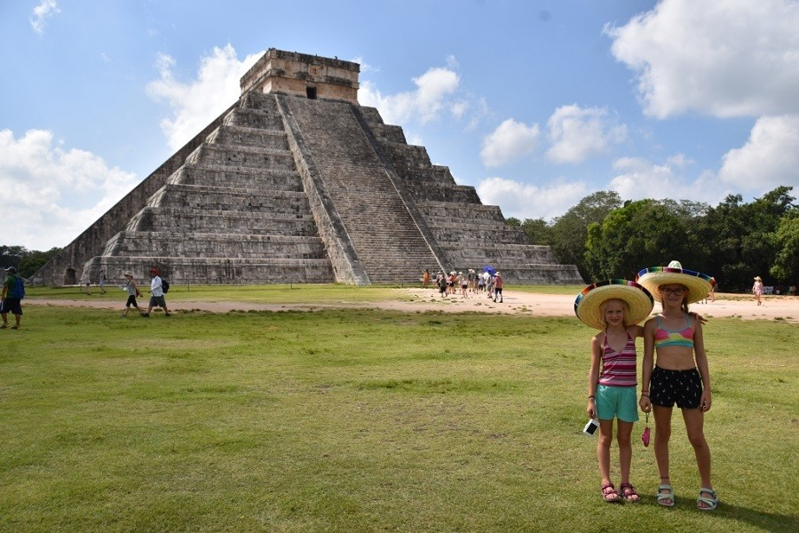 Travelnauts rondreis Mexico 03 Maya's, indianen en witte stranden in Mexico 30pluskids image gallery