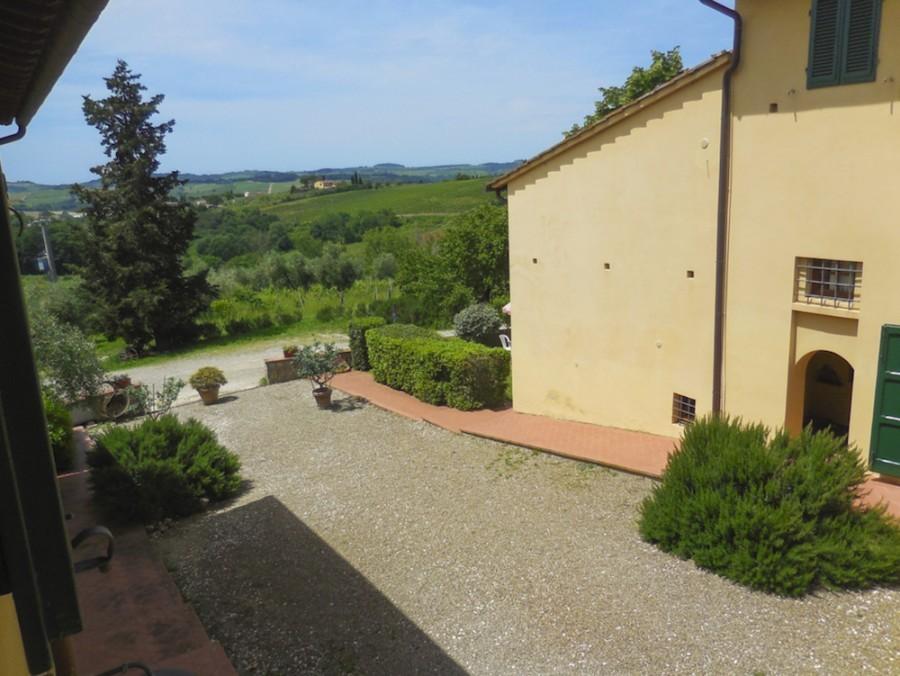 Partingoli B&B uitzicht.jpg Partingoli - kindvriendelijk  vakantie vieren in Toscane 30pluskids image gallery