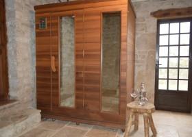 Manoir Hans & Lot in de Tarn-et-Garonne, Frankrijk sauna 2020 Manoir Hans & Lot 30pluskids
