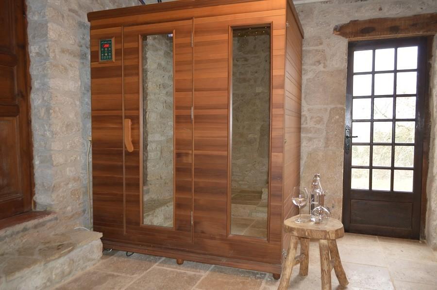 Manoir Hans & Lot in de Tarn-et-Garonne, Frankrijk sauna 2020 Manoir Hans & Lot 30pluskids image gallery