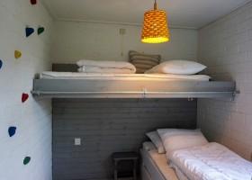 Vakantiehuis Bosbries slaapkamer.jpg Vakantiehuis Bosbries 30pluskids