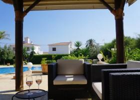 Villa Marbella in Andalusie, Spanje zitje Villa Marbella 30pluskids
