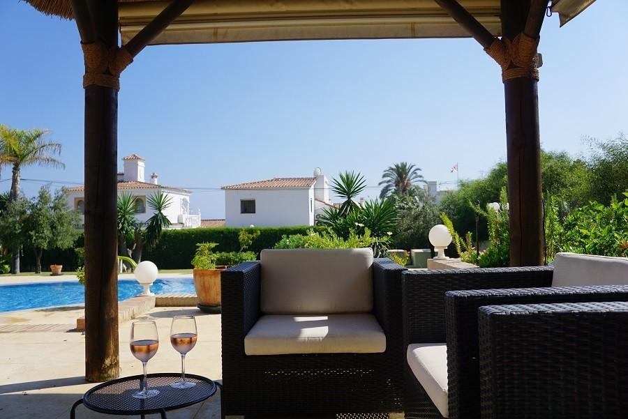 Villa Marbella in Andalusie, Spanje zitje Villa Marbella 30pluskids image gallery