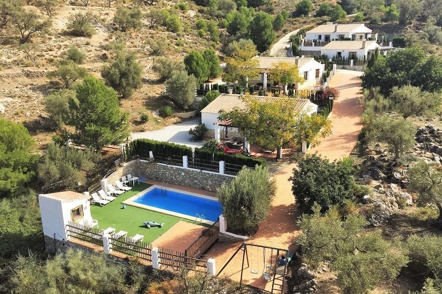 Casa Lobera in Andalusie, Spanje overzichtsfoto.jpg Casa Lobera  30pluskids image gallery