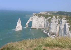 Le Lieu Thomain in Normandie, Frankrijk kust Le Lieu Thomain 30pluskids