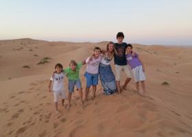 Travelnauts rondreis Oman 05 Kamelen, zandduinen en witte stranden in Oman 30pluskids