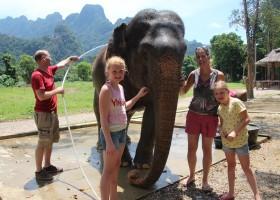 Travelnauts Thailand - Olifantensafari x Travelnauts Thailand  30pluskids