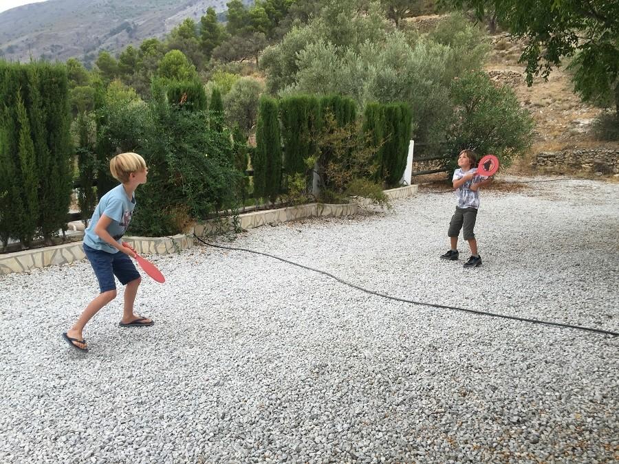 Casa Lobera in Andalusie, Spanje kinderen spelen.jpg Casa Lobera  30pluskids image gallery