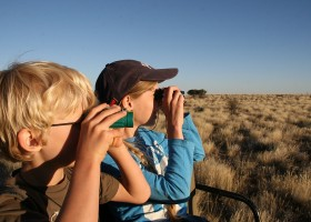 Travelnauts rondreis Namibie Waterberg-plateau Safari, zandduinen, maanlandschappen in Namibië 30pluskids