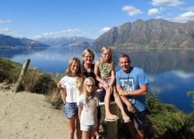Travelnauts rondreis Nieuw-Zeeland 05 Bergen, gletsjers en Maori's in Nieuw-Zeeland 30pluskids