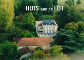 "Domaine Les Gazailles Huis aan de Lot in de Lot-et-Garonne, Frankrijk overzicht Domaine ""La Gazailles"" - HUIS aan de LOT 30pluskids"