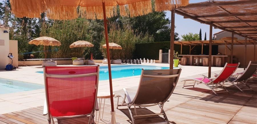 Rendez-vous in Roaix, Frankrijk zwembad Vakantieverblijf Rendez-Vous 30pluskids image gallery