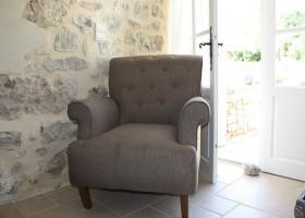 Gite Le Bel Endroit fauteuil Gîte Le Bel Endroit 30pluskids