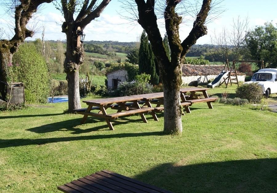Domaine La Fontaine in de Charente-Maritime, Frankrijk speeltuintje Domaine la Fontaine 30pluskids image gallery