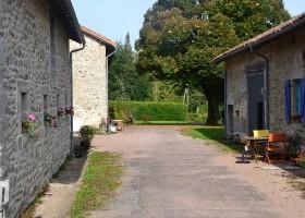 La Legerie in de Haute Vienne vlakbij de Dordogne, Frankrijk terrein La Lègerie 30pluskids