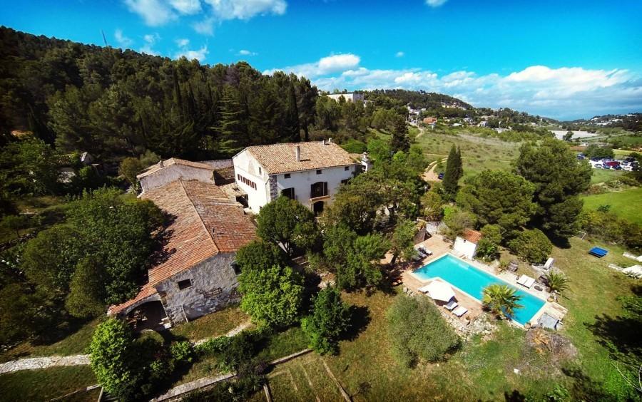 Mas Xipres in Catalonie, Spanje landgoed