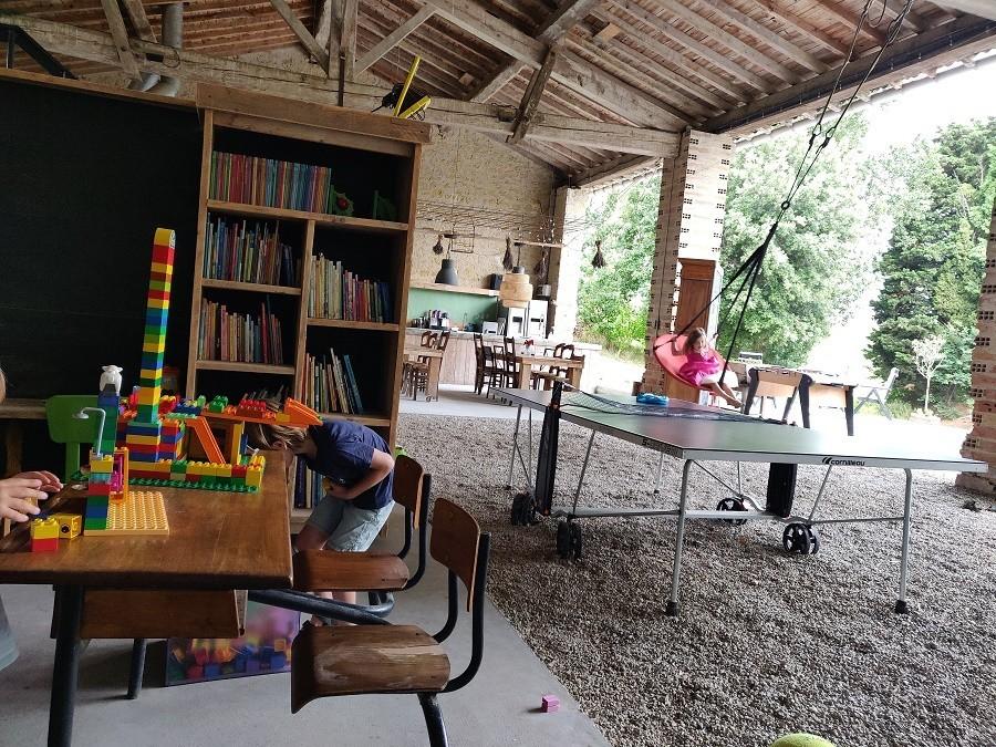Blog verslag van een francofiel Domaine en Birbes hangar