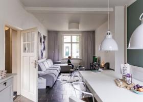 Buitenlust in Zeeland, Nederland woonkamer Vakantiehuis Buitenlust 30pluskids