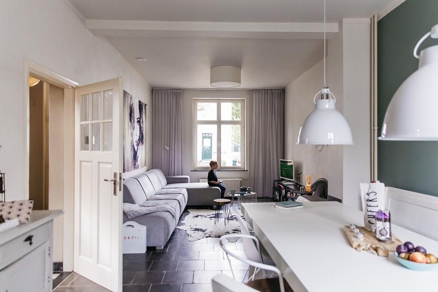 Buitenlust in Zeeland, Nederland woonkamer Vakantiehuis Buitenlust 30pluskids image gallery