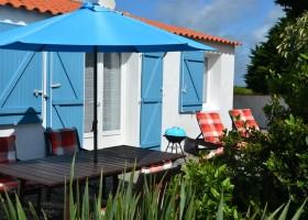 Au Passage du Gois in de Vendee, Frankrijk vakantiewoning voor 4 personen Au Passage du Gois 30pluskids