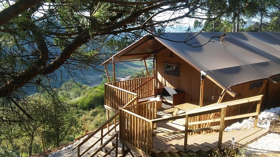 Quinta Japonesa Costa de Prata, Portugal safaritent Casa Matsu.jpg Quinta Japonesa 30pluskids image gallery