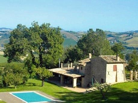 Vivere e Gustare in  Le Marche, Italie huis Caterina Vivere e Gustare 30pluskids image gallery