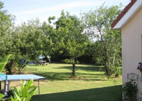 La Papillon Colibri tuin Camping & Glamping La Papillon Colibri 30pluskids