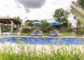 Quinta dos Corgos in Coimbra, Portugua zwembad 3 Quinta dos Corgos  30pluskids