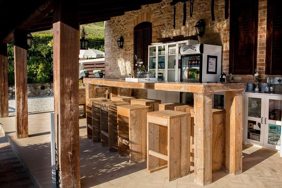 Villa Alwin in Le Marche, Italie bar Villa Alwin 30pluskids image gallery