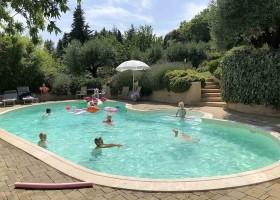 Case Leonori in Le Marche, Italie zwembad spelende kids 8 Agriturismo Case Leonori 30pluskids