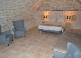 Manoir Hans & Lot in de Tarn-et-Garonne, Frankrijk slaapkamer 2020 Manoir Hans & Lot 30pluskids