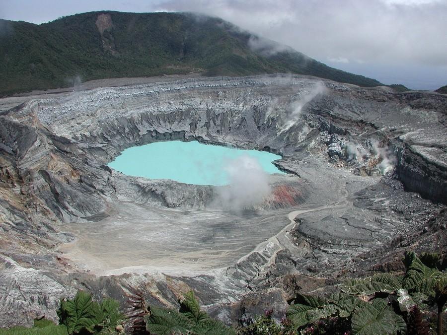 KidsReizen Costa Rica Poas vulkaan KidsReizen 14-daagse rondreis Costa Rica 30pluskids image gallery