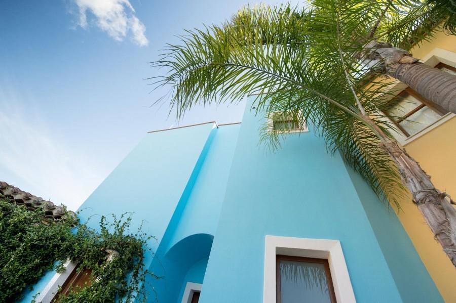Tritt Case in Sardegna Residence Il Sogno vrolijke kleuren Residence Il Sogno 30pluskids image gallery