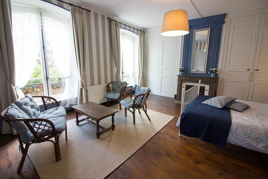 Domaine des Lilas in Saint Germain Lembron, Frankrijk kamer Domaine des Lilas 30pluskids image gallery