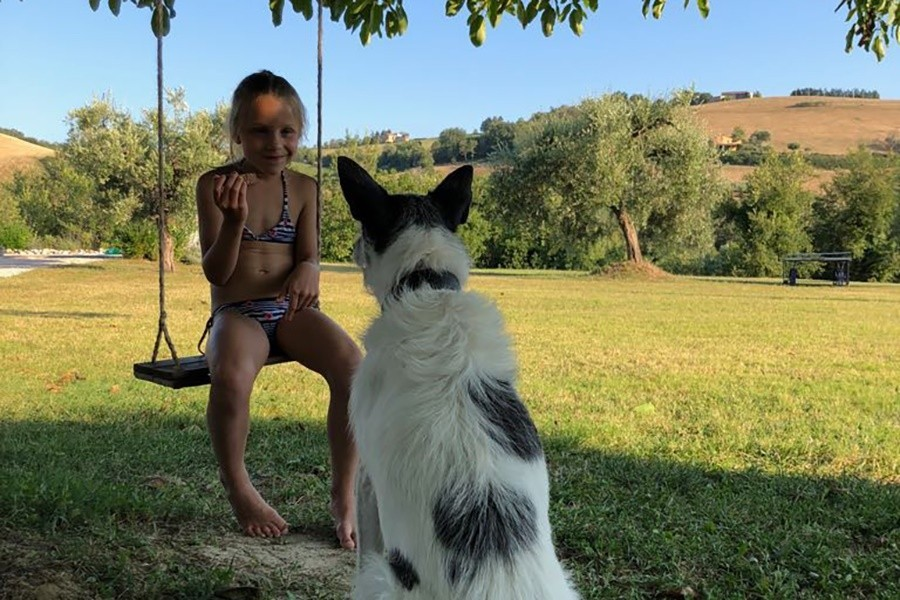 villadellavalle in Le Marche, Italie pleun Villa della Valle 30pluskids image gallery