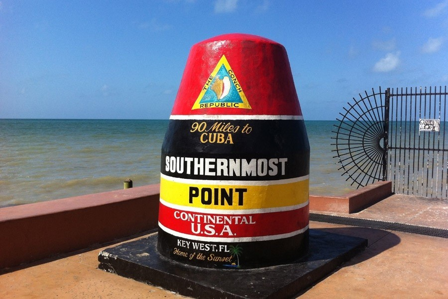 Travelnauts Florida - Key West Southernmost Point Travelnauts 30pluskids image gallery
