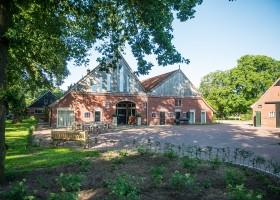 Erfgoed Bossem in Twente, Nederland boerderij erf Erfgoed Bossem 30pluskids