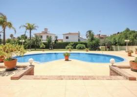 Villa Marbella in Andalusie, Spanje zwembad Villa Marbella 30pluskids