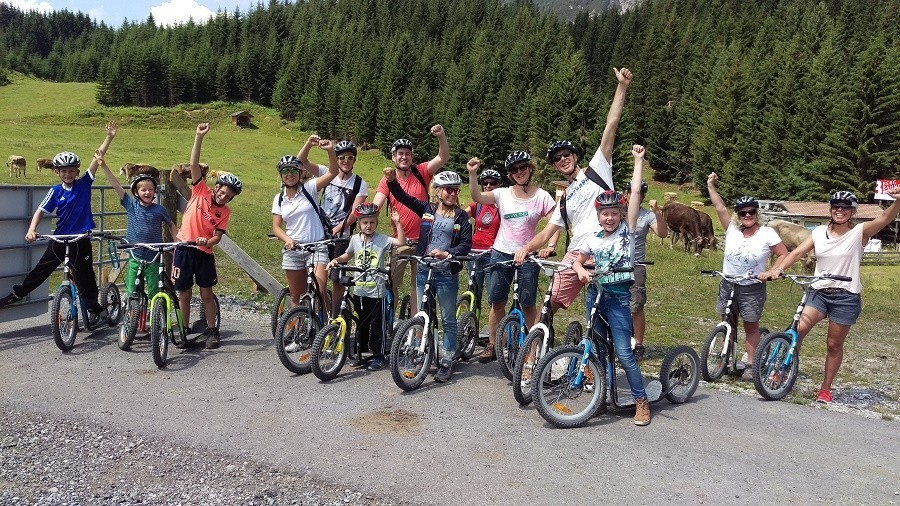 Berghotel Axx in Tirol, Oostenrijk steppen Berghotel Axx 30pluskids image gallery