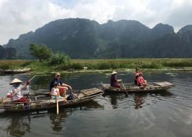 KidsReizen Vietnam bootjes KidsReizen Vietnam 21-daagse rondreis  30pluskids