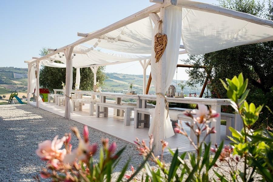 Villa Alwin in Le Marche, Italie lange tafels Villa Alwin 30pluskids image gallery