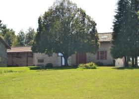 La Legerie in de Haute Vienne vlakbij de Dordogne, Frankrijk huizen La Lègerie 30pluskids