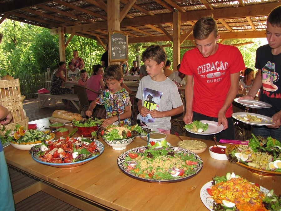 Camping La Tuque BBQ Camping La Tuque 30pluskids image gallery