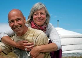 Texel Yurts Piet en Ina Laan.jpg Texel Yurts 30pluskids
