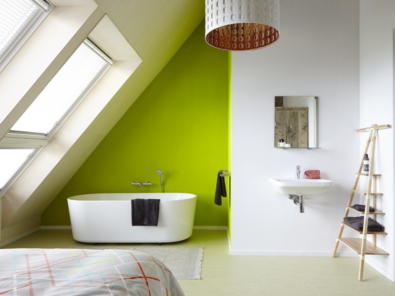 it Dreamlan in Friesland, Nederland design vakantiewoning bad it Dreamlân 30pluskids image gallery