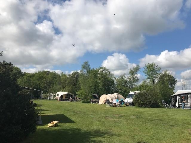 D'Olde Kamp in Drenthe, Nederland kampeerveld d'Olde Kamp recreatie 30pluskids image gallery