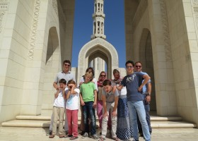 Travelnauts rondreis Oman 04 Kamelen, zandduinen en witte stranden in Oman 30pluskids