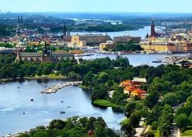 Travelnauts rondreis zweden-stockholm-eilandjes-stad-uitzicht Avontuurlijke rondreis door Zweden 30pluskids