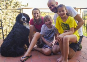 Partingoli B&B gezin.jpg Partingoli - kindvriendelijk  vakantie vieren in Toscane 30pluskids